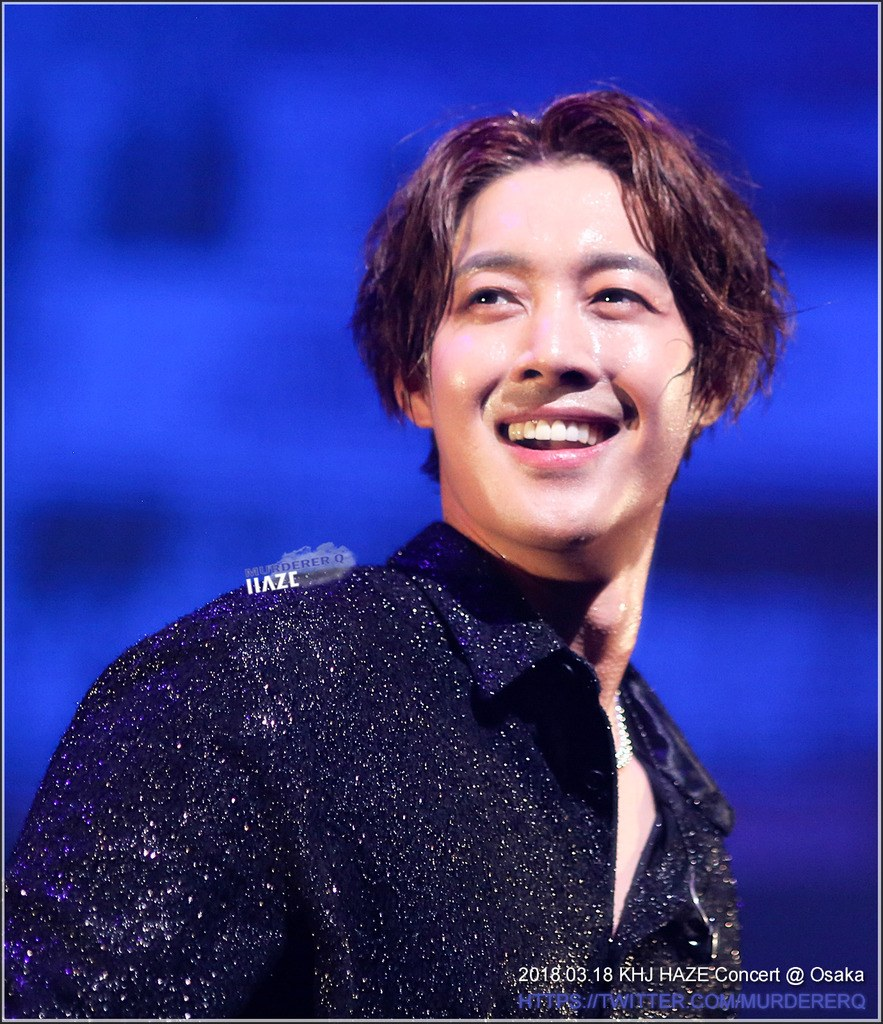 (HD Pics+Fanpics] KHJ World Tour HAZE in Osaka at Orix Theatre [2018.03.18] (3]